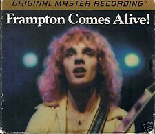 Frampton, Peter Frampton Comes Alive MFSL GOLD docd