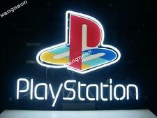New Playstation Game Room Man Cave Beer Bar Real Neon Light Sign FREE SHIPPING