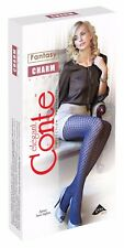 CONTE Stylish AJOUR Cotton Tights CHARM Pantyhose FREE SHIPPING !!! CANADA/USA