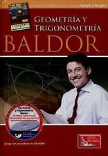 USED (GD) Geometria y trigonometria cd 2a ed (Spanish Edition) by Baldor