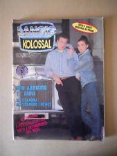 KOLOSSAL 230 1989 Rivista di Fotoromanzo edizioni LANCIO [G787]