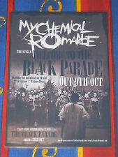 My Chemical Romance - Welcome To The Black Parade -   Laminated Promo Poster