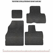 Renault Scenic 2009 onwards Premium Tailored Car Mats set of 5