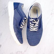 Vans Ultracush Blue Sneakers Shoes Size 7 Mens 8.5 Womens