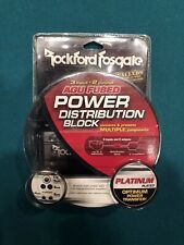 Rockford Fosgate Agu Power Distribution Block