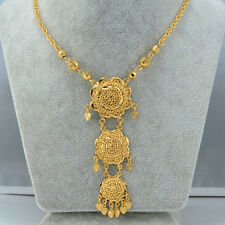 Middle Eastern Necklaces Arab Necklace Heart Jewelry Egypt Ethiopian Jewelry