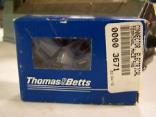 40) NEW THOMAS & BETTS STA-KON NYLON INSULATED QUICK CONNECT TERMINALS 14RB-251T