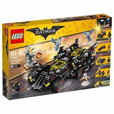 LEGO® THE LEGO® BATMAN MOVIE 70917 Das ultimative Batmobil NEU OVP NEW MISB NRFB