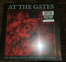 At The Gates To Drink From the Night Itself Gold Vinyl 300 only
