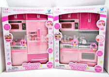 1 Pretend Kitchen Play Set S Cooking Toddler Playset Cocina Nina Cocinita