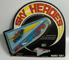 1977 MARX AMAZING SPIDERMAN SKY HEROES MOC - UNUSED