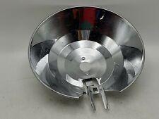 """Vintage Graflex 7"""" Reflector for 3-Cell Flash Handle Star Wars Light Saber"""