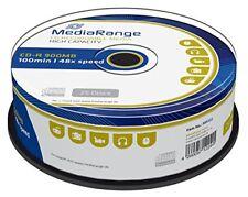 Mediarange - 25 CD-R 900mb 100min 2445-x