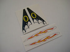 Corgi 1003 Juniors Batman Early Batboat Stickers - B2G1F
