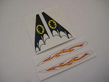 Corgi 1003 Juniors Batman Early Batboat Stickers - B2G1F