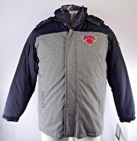 New York Knicks GIII 3 in 1 System Jacket Black/Gray NBA Men's L