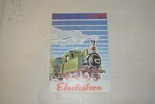 catalogue ELECTROTREN 1978 ( train electrique ho )