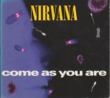 Nirvana ' Come as you are ' CD single / EP in digipack, 1991 on Geffen