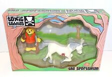 New In Box Toxic Teddies The Sportsman Unicorn Hunting Adult Horror Item