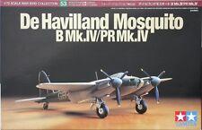 Tamiya 60753 - 1/72 De Havilland Mosquito B Mk.Iv/Pr Mk.Iv - Neu