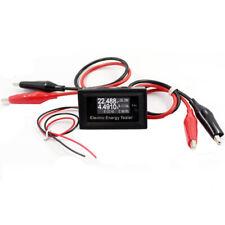 150V 20A Electric Energy Tester DC Voltmeter Ammeter Current Voltage Meter