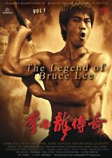 The Legend of Bruce Lee vol 1 - Hong Kong RARE Kung Fu Martial Arts Action movie