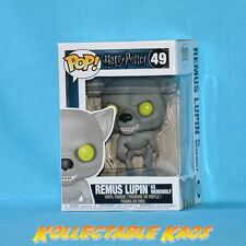 Harry Potter - Remus Lupin as Werewolf Pop! Vinyl Figure + PROTECTOR