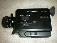 Bell & Howell T30XL Super 8mm Movie Film Camera ASIS PLEASE READ