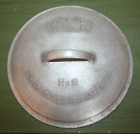 Wagner Ware No. 8 Cast Aluminum Drip Drop Roaster Lid Cover Only 248 Dutch Oven