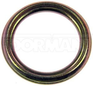CRUSH DRAIN PLUG GASKET FITS 1/2SO M14