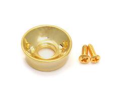 Gold Electrosocket™ Jack Plate for Telecaster/Tele® AP-5270-002
