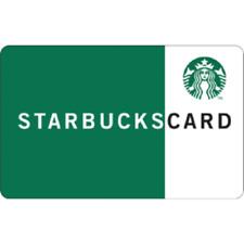 STARBUCKS Gift Card – $20 Brand NEW Never Used egift cards A5