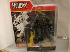 Mezco Hellboy Comic Series 1 Figure 2006 Johann
