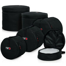 Gator Cases Protechtor Standard Series 5-Piece Fusion Drum Set / Kit Bags