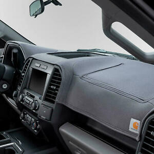 Carhartt Ltd. Edition Custom Dash Cover for Jeep - Gravel Brown CoverCraft