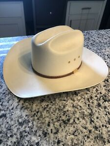 Resistol George Strait Self-Conforming Cowboy Hat 7 Western from Texas