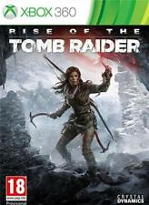 Microsoft videojuego para Xbox 360 Rise of the Tomb Raider 4903-n