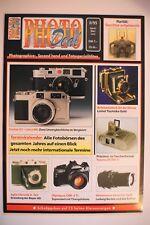 PHOTO DEAL Photodeal Heft 9 2/1995, vergriffen, Tessina, Olympus, Agfa, Linhof