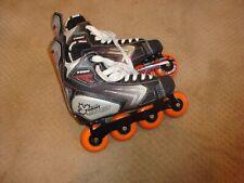 Tour Thor 909 Cdn Roller Hockey In-line Skates Blades Mens Size Us 10 (Eur 44)