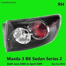 Mazda 3 BK Series 2 SEDAN Outer Tail Light 2006 2007 2008 09 Right Side NON-LED