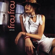 Frou Frou - Details [New CD]