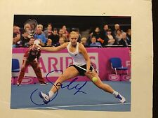 Sabine Lisicki Signed 8x10 Photo Autographed b