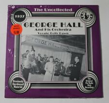GEORGE HALL / DOLLY DAWN Uncollected 1937 LP Hindsight 144 US 1979 Sealed M 2F