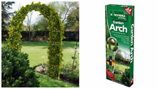 Garden arch trellis feature Garden climbing plant roses either