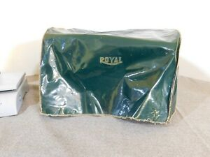 Vintage Royal Stitched Typewriter Cover
