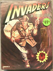 """Invaders of the Lost Tomb 5.25"""" disk for Commodore-Arcade Game Spinnaker UXB"""