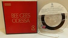 BEE GEES ODESSA Reel to Reel Tape 1969 Double Play 3 3/4 IPS Excellent NM
