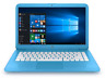 HP Stream Laptop PC 14 HD Win 10 Intel Celeron N3060 4 GB RAM 32 GB eMMC Blue