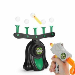 Target Airshot Game Foam Dart Blaster Shooting Ball Toys for Kids Gift