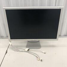 "Apple A1082 23"" Widescreen Aluminum Cinema HD Display Monitor *READ DESCRIPTION*"